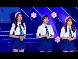 160618 수원 K-POP 슈퍼콘서트 아이오아이(I.O.I) 벚꽃이 지면 직캠