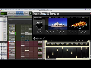 023 - Mixing real and sampled strings (Pro Tools)