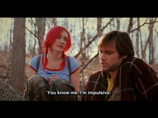 eternal sunshine of the spotless mind eng sub