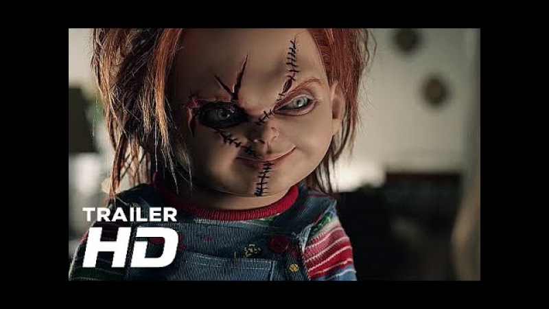 Child's Play 7: Cult of Chucky - Official Trailer 1 (2017) Horror Movie HD