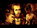 Песочный фильм Белый Ангел - Sand art film White Angel памяти Елизаветы Фёдоровны