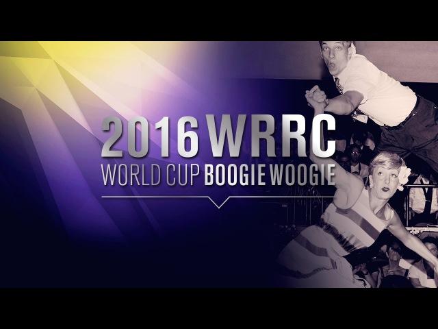 Andrén - Locatelli, SWE   2016 Boggie Woogie - Masters Rimini   SF   DanceSport Total