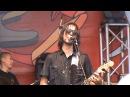 V ROX 2016 Фрагмент концерта группы Nisvanis Монголия