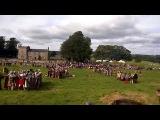 2015 Legio I Italica at Birdoswald Roman Fort, Hadrian's Wall