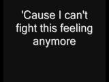REO Speedwagon - Can't fight this feeling (lyrics)