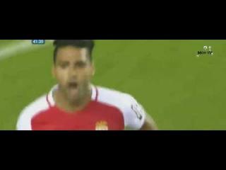 Radamel Falcao Goal - Fenerbahce vs Monaco 1-1