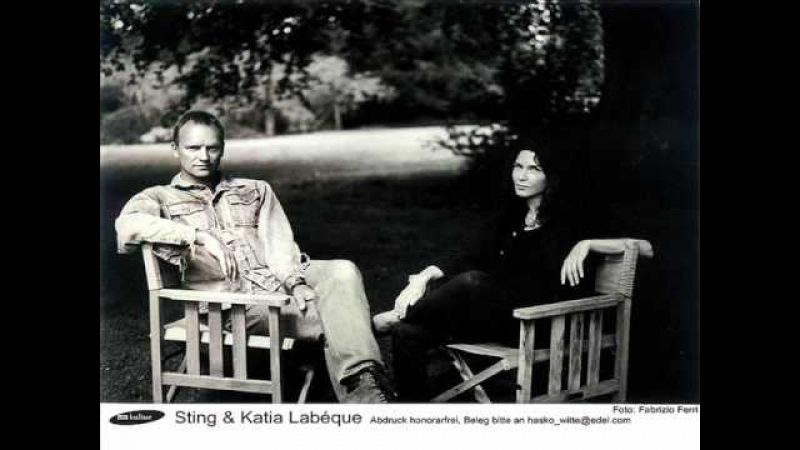 Sting Katia Labèque - Moon over Bourbon street