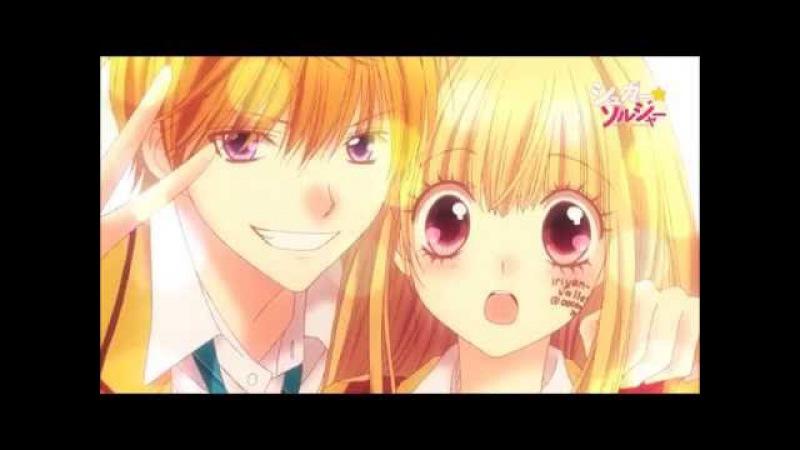 Аниме клип про любовь Моё сердце бьётся только лишь для тебя КЛИП Hauko Fox