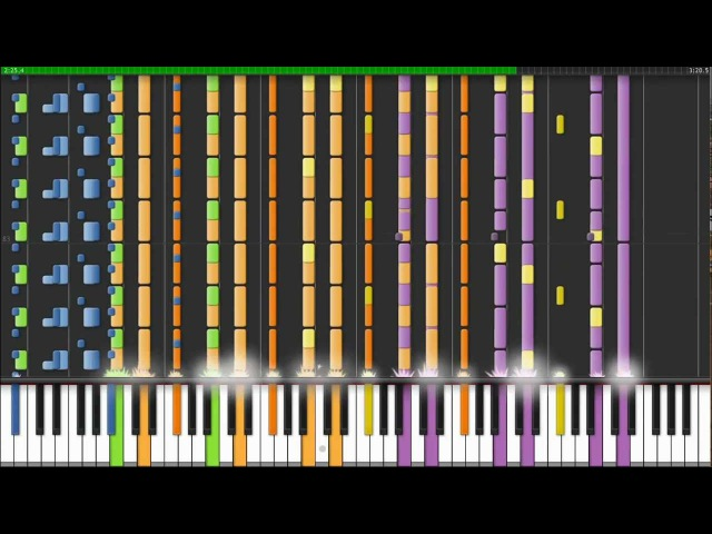 Nicki Minaj - Starships (Hardest songs on piano ever 1)