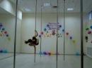 Клепа Кристина, 1 год Pole Fly