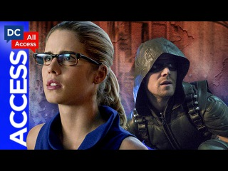 Is Felicity Getting a Super Suit on Arrow? + DC & Hanna-Barbera Team Up