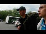 Путешествие автостопом по Казахстану.Астана