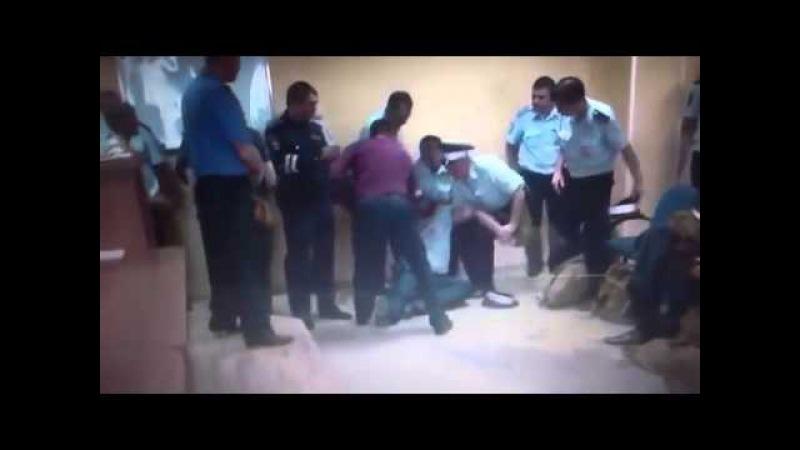 Инспектор ДПС упал в обморок при его задержании GAIstOFF