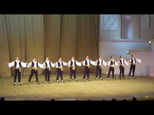 Балет Игоря Моисеева Сиртаки Греческий танец Greek dance Sirtaki