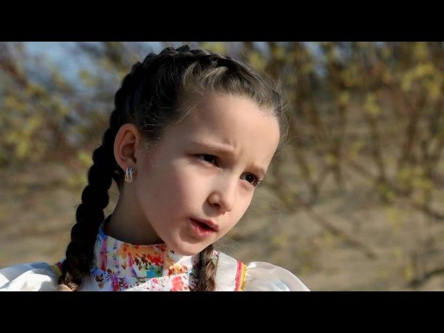Су буйлап. 2016.05.12 Шарипова Руслана, 9 лет