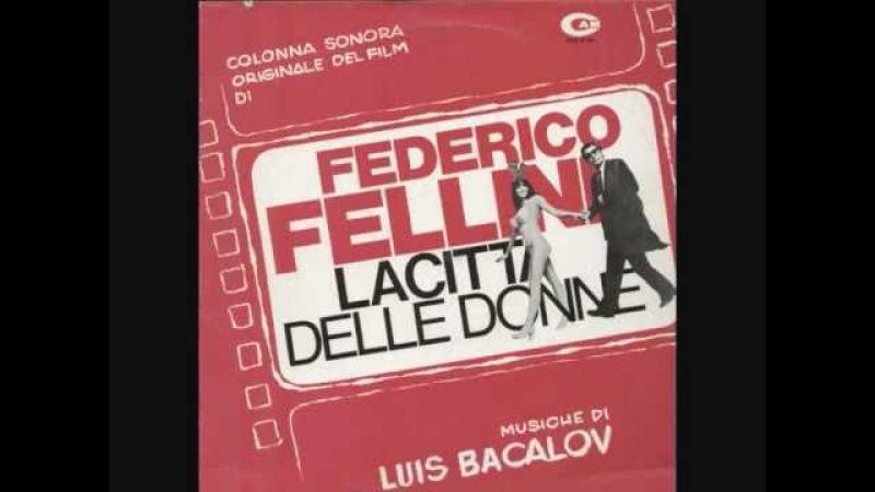 Luis Bacalov - Voci Nella Citta Delle Donne