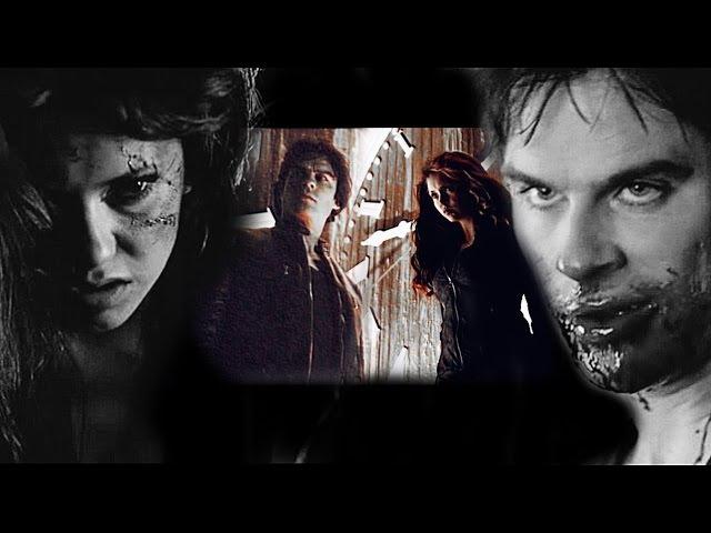 Damon Katherine ~ Beautiful Crime