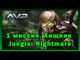 Хищник. Jungle. Nightmare. Alien vs Predator(2010)