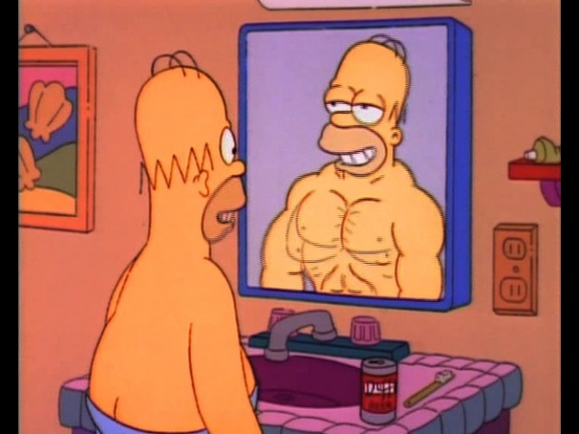 After the first day in the gym