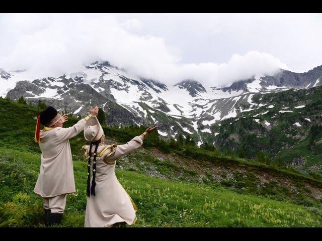 Радмила и Эмиль Теркишевы - Тууларым 2015 г.