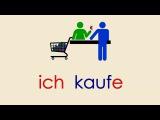 Deutsch lernen Grammatik 3 ich kaufe ... Verben Gegenwart