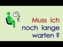 Deutsch lernen Grammatik 8: ich muss ...