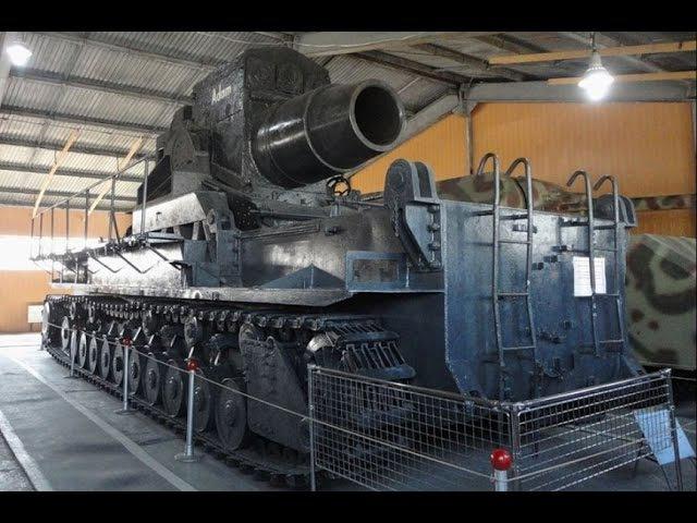 Музей бронетанковой техники Кубинка