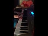 Т9 Ода нашей любви на пианино