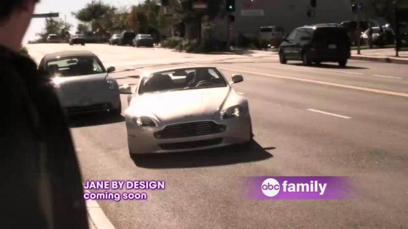 В стиле Джейн/Jane by Design (2012) ТВ-ролик (сезон 1, эпизод 1)