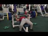 Алексей Сивоконь жмёт 170 кг на 4 повтора! без экипировки  с собственным весом 73 кг!