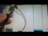 Имитация сигнала брелока от шлагбаума с помощью Arduino