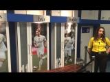 Раздевалки ФК Реал Мадрид