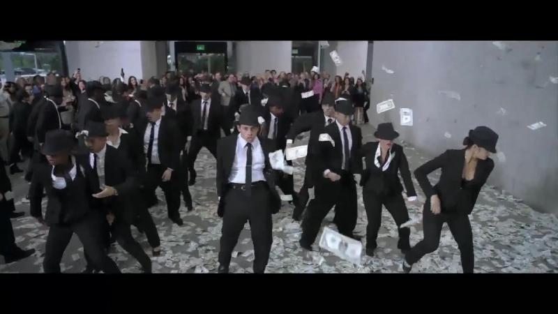 Шаг вперед 4 Step Up Revolution 2012 Timbaland feat Ne Yo Hands in the Air