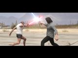 Световые мечи в GTA 5