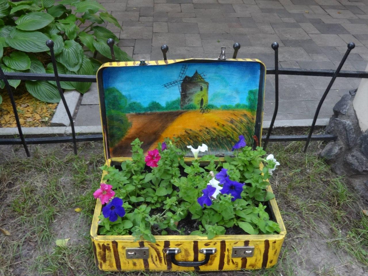 Харьков: галерея в чемодане (ФОТО)