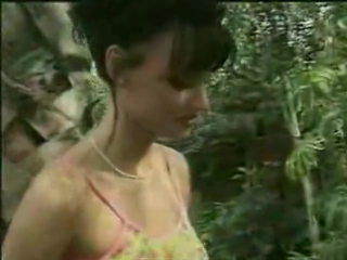 Anita blond (прикол со змеёй)