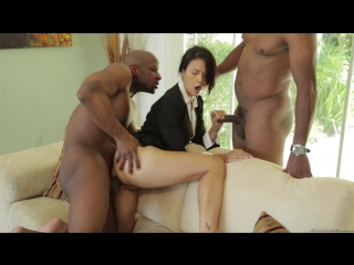 4. Порочная Групповуха: Dana Vespoli HD 720, all sex, ANAL, interracial, threesome, MILF, new porn 2015