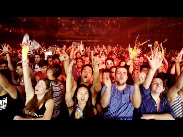 Cosmic Gate @ Sound Academy, Toronto 281115 (aftermovie) EMBARGO