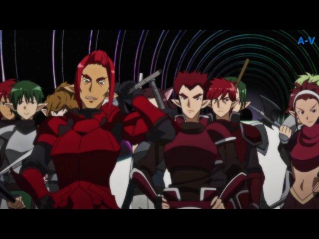 Sword Art Online ll Кирито помогает гильдии Спящие Рыцари ALO