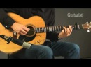 Tommy Emmanuel Antonella's Birthday video Guitarist Magazine