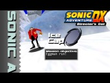 Sonic Adventure DX (Steam with BetterSADX) - Icecap  Eggman  60 FPS