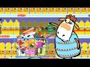 Смешной мультик - Овечки Холли и Долли - Холли и Долли в супермаркете (1 сезон | серия 19)