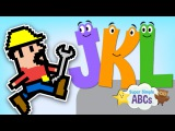 The Sounds of the Alphabet J-K-L Super Simple ABCs
