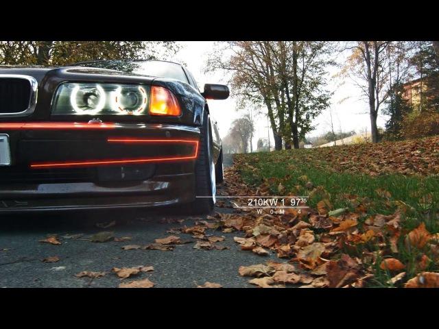 Best BMW E38 740iL in Slovakia!