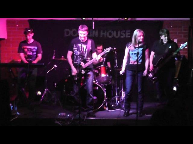 Любители Тишины - Холодный Старт (Концерт в Doolin House, Москва, 17.04.2016г)