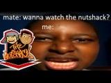 the nutshack theme but instead of saying nutshack it's my longest yeah boi ever