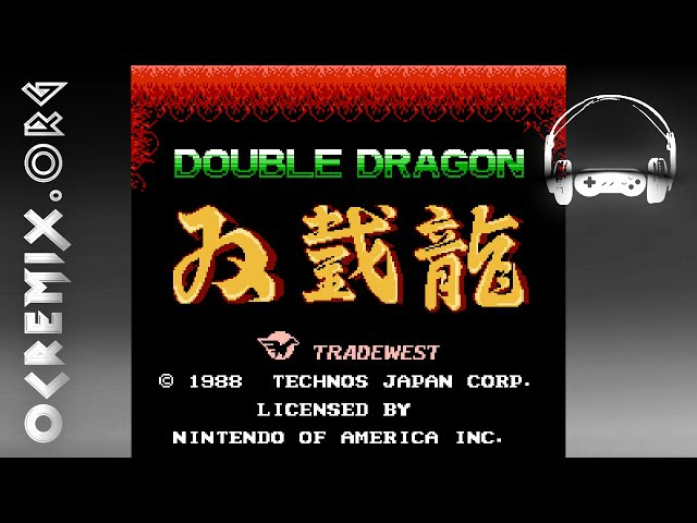OC ReMix 3285: Double Dragon 'Bimmy Whatchu Got' [Double Dragon] by Shnabubula