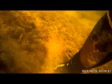 раки на 08 02 2015 подводная охота Энергодар.