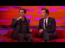 The Graham Norton Show S18E09 Johnny Depp Benedict Cumberbatch James McAvoy Daniel Radcliffe