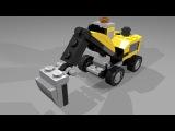 31014-3 Lego Creator Power Digger